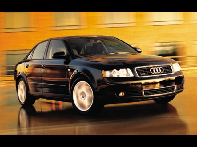 Junk 2003 Audi A4 in College Station