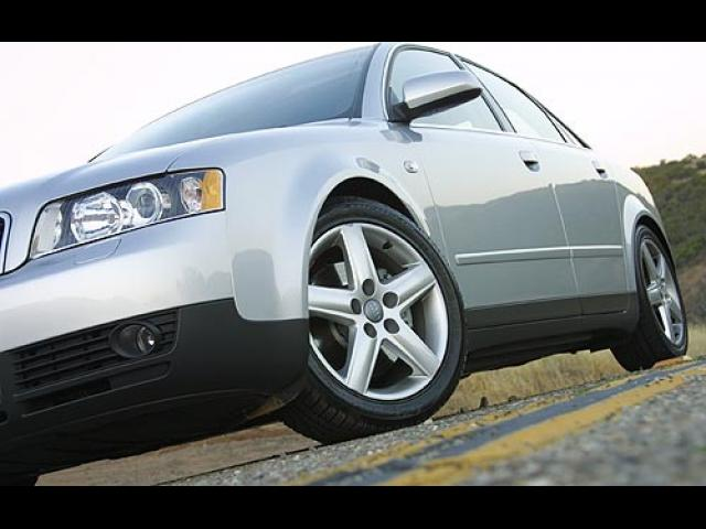 Junk 2003 Audi A4 in Fort Worth
