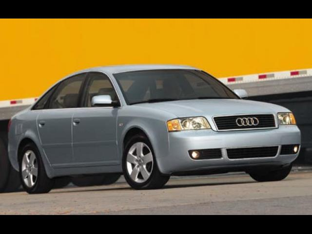 Junk 2003 Audi A6 in Norton