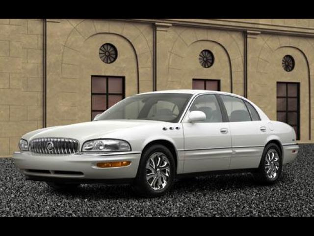 Junk 2003 Buick Park Avenue in Houston