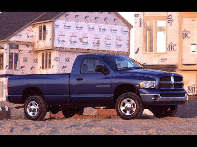 Junk 2003 Dodge RAM 2500 in Melrose