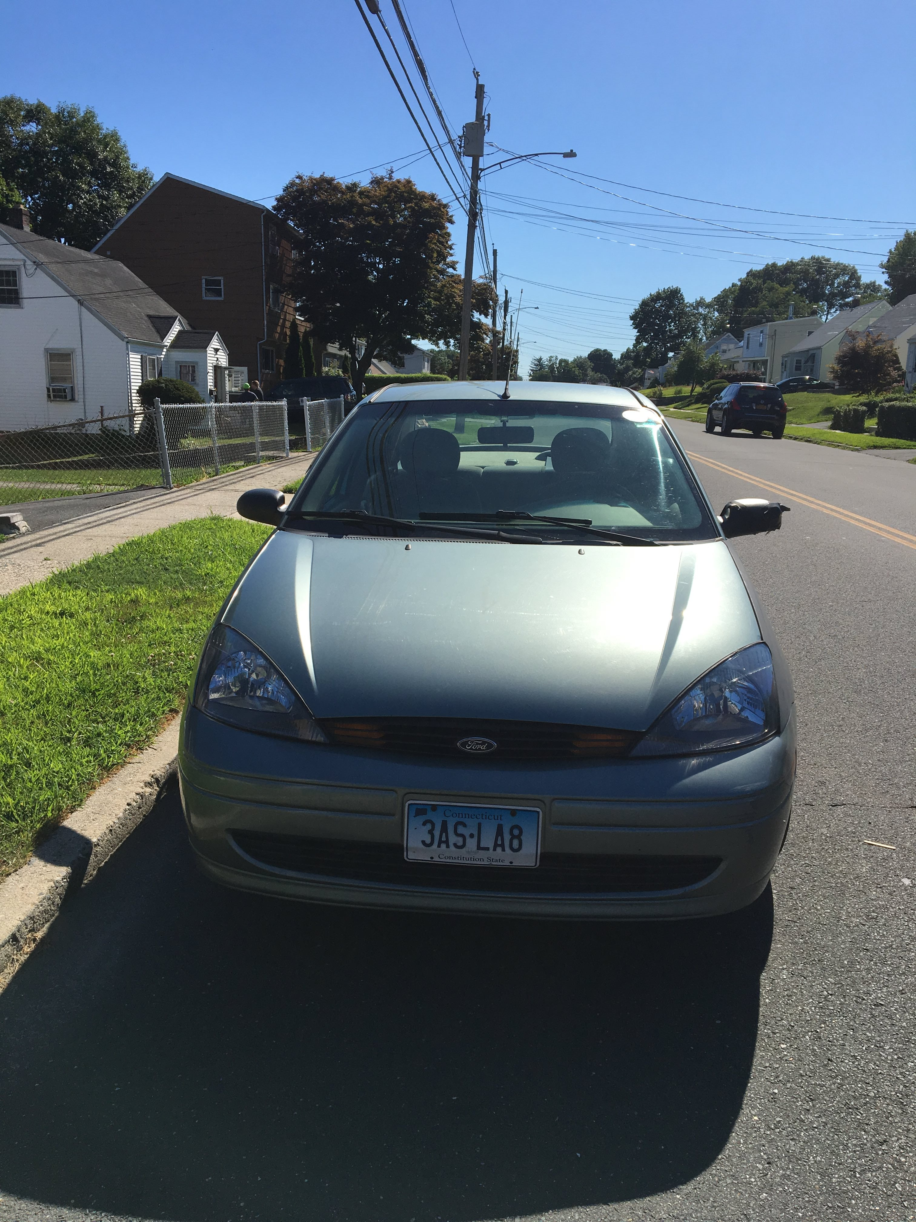 Junk 2003 Ford Focus in Bridgeport