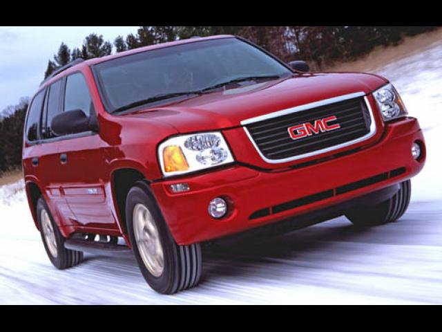 Junk 2003 GMC Envoy in Port Arthur