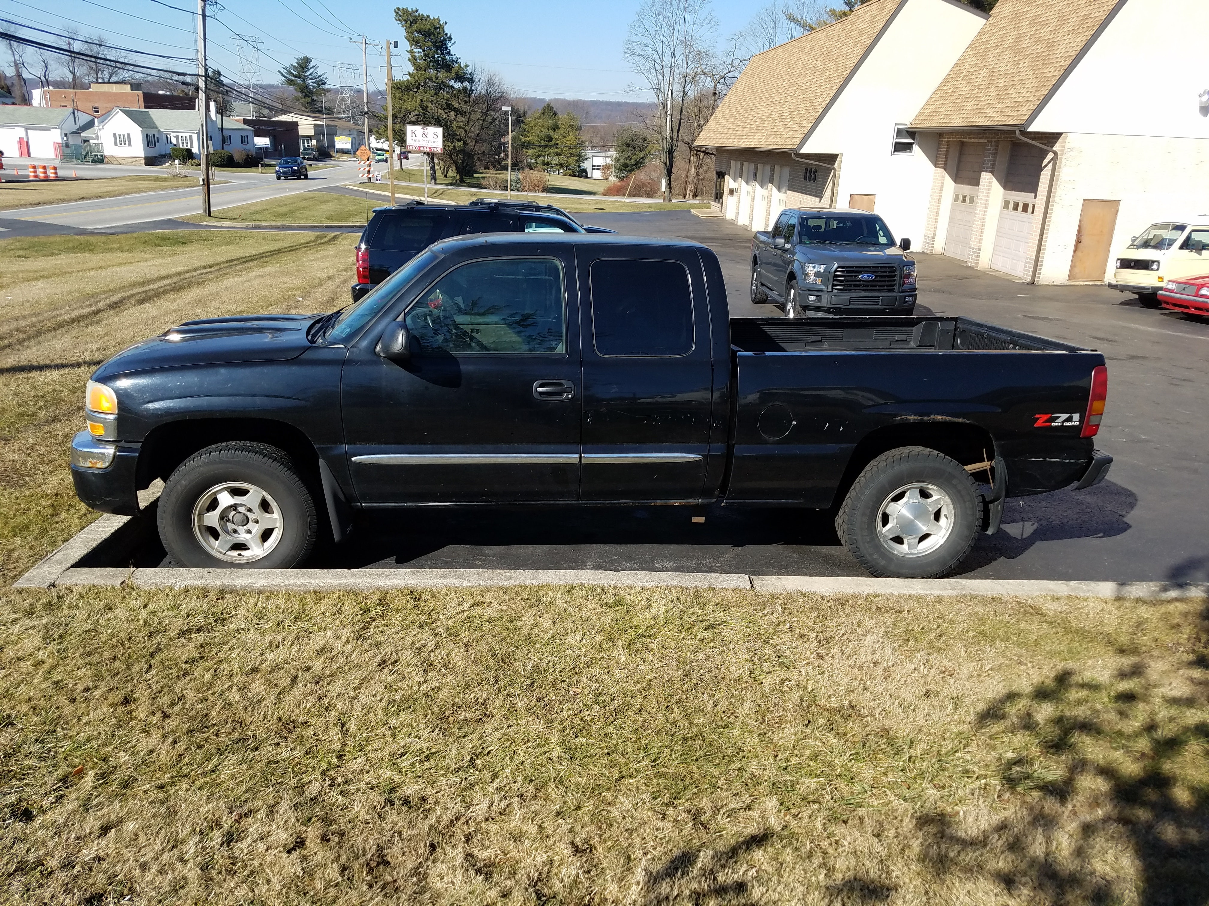 Junk 2003 GMC New Sierra In Malvern, PA | @Junk my Car