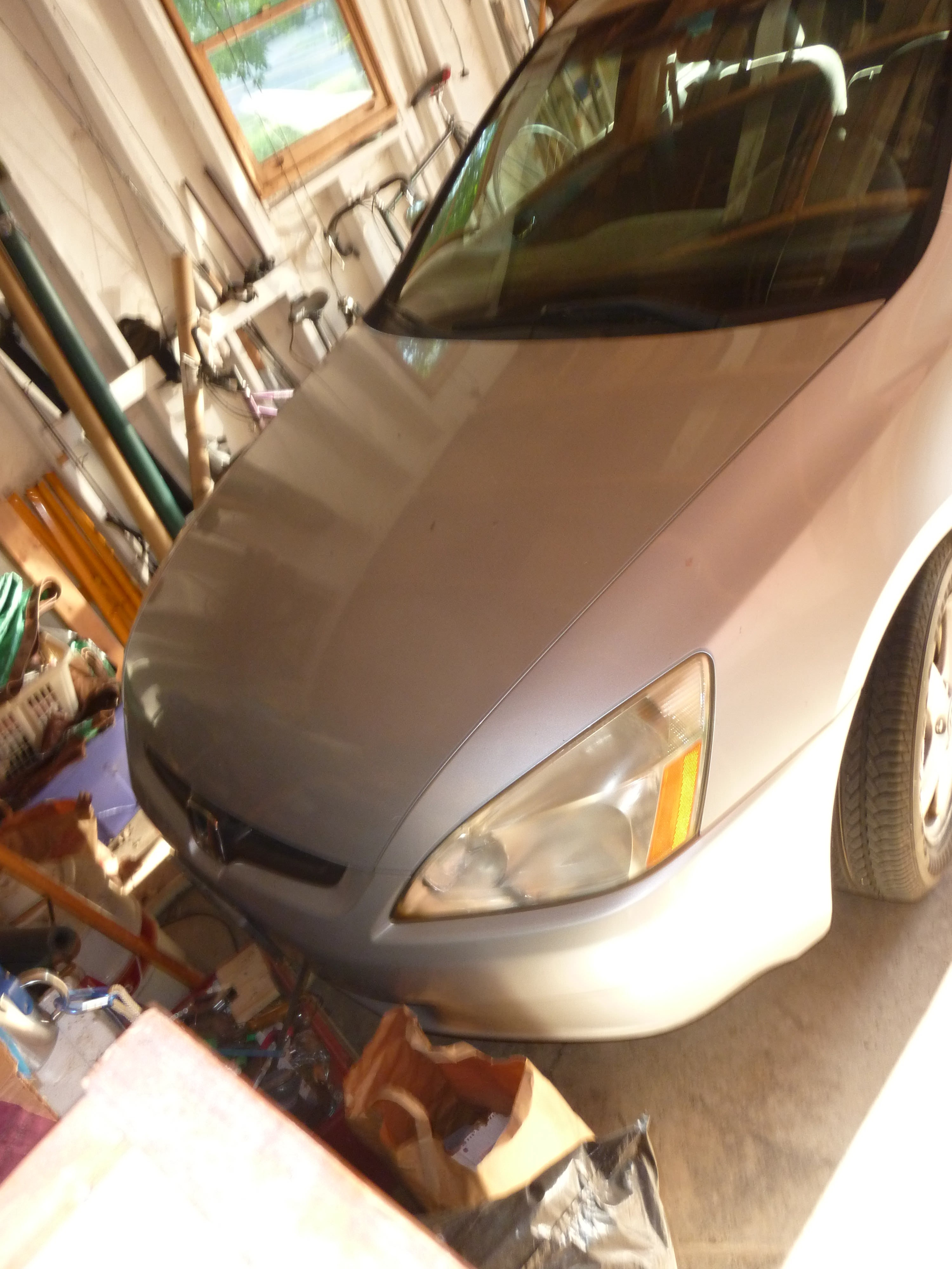 Junk 2003 Honda Accord in Middleton