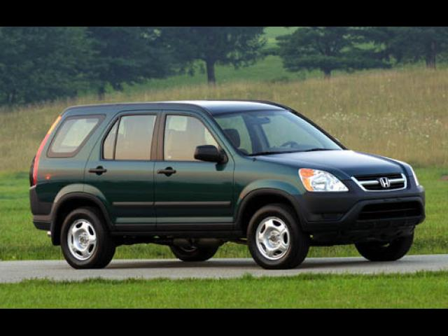 Junk 2003 Honda CR-V in Mount Kisco