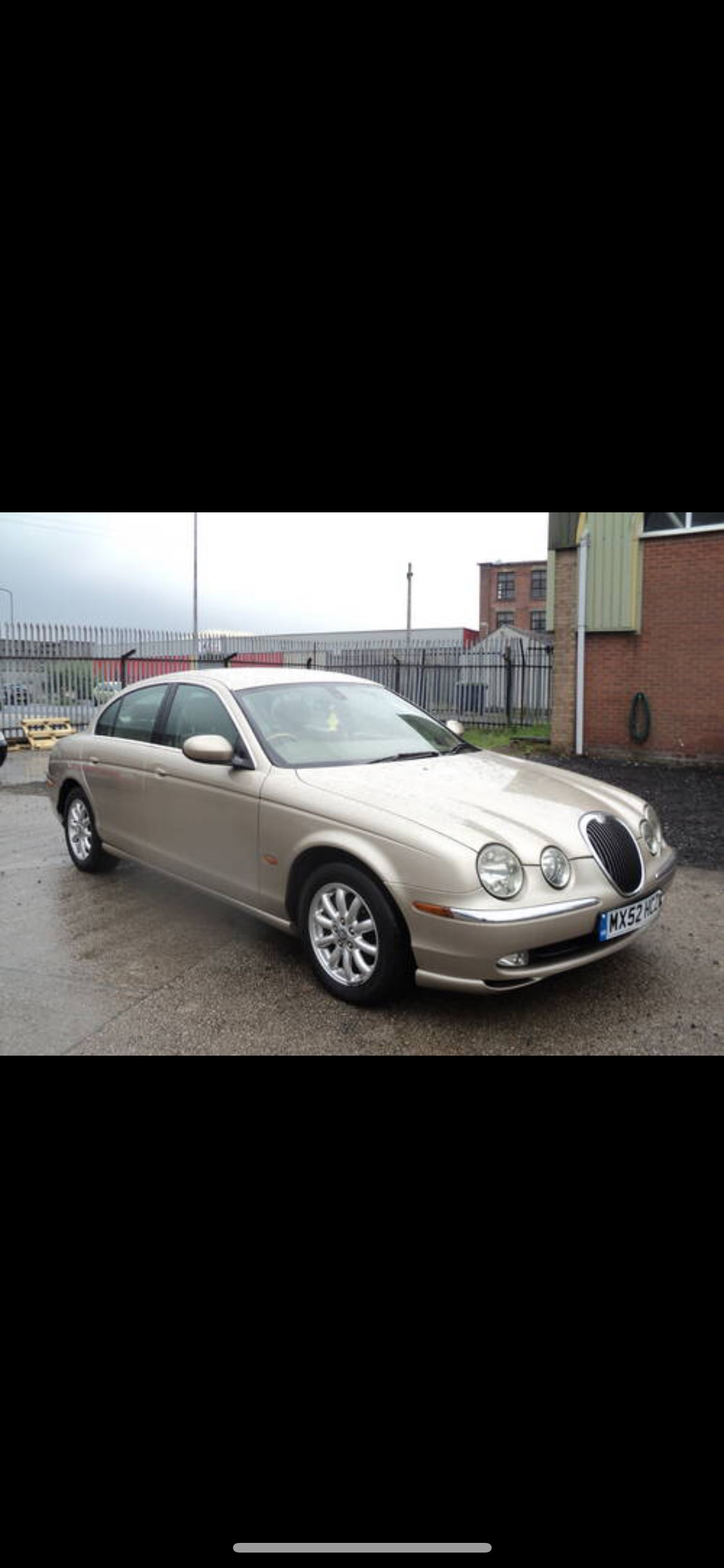 Junk 2003 Jaguar S-Type in Tampa