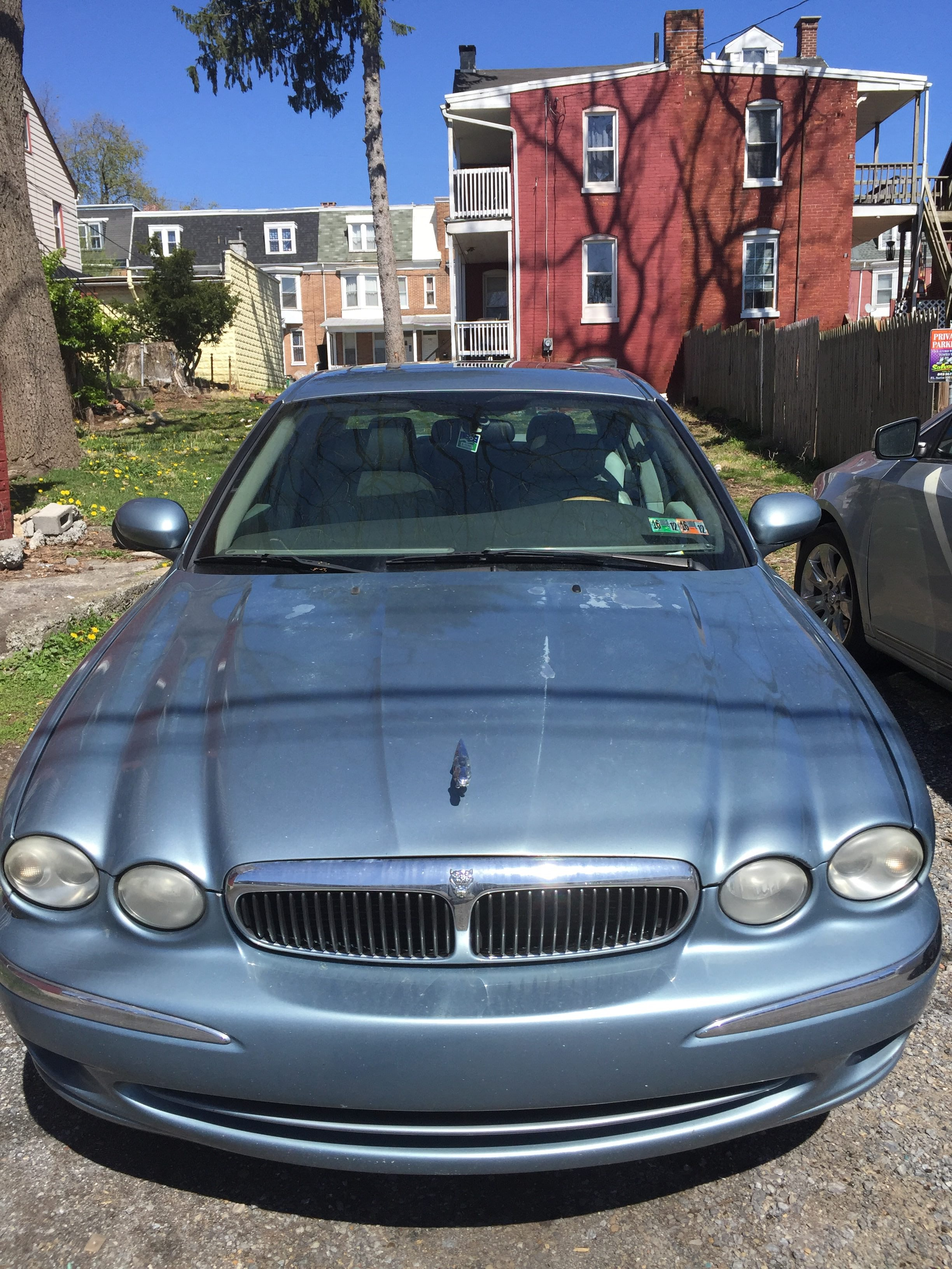 Junk 2003 Jaguar X-Type in York