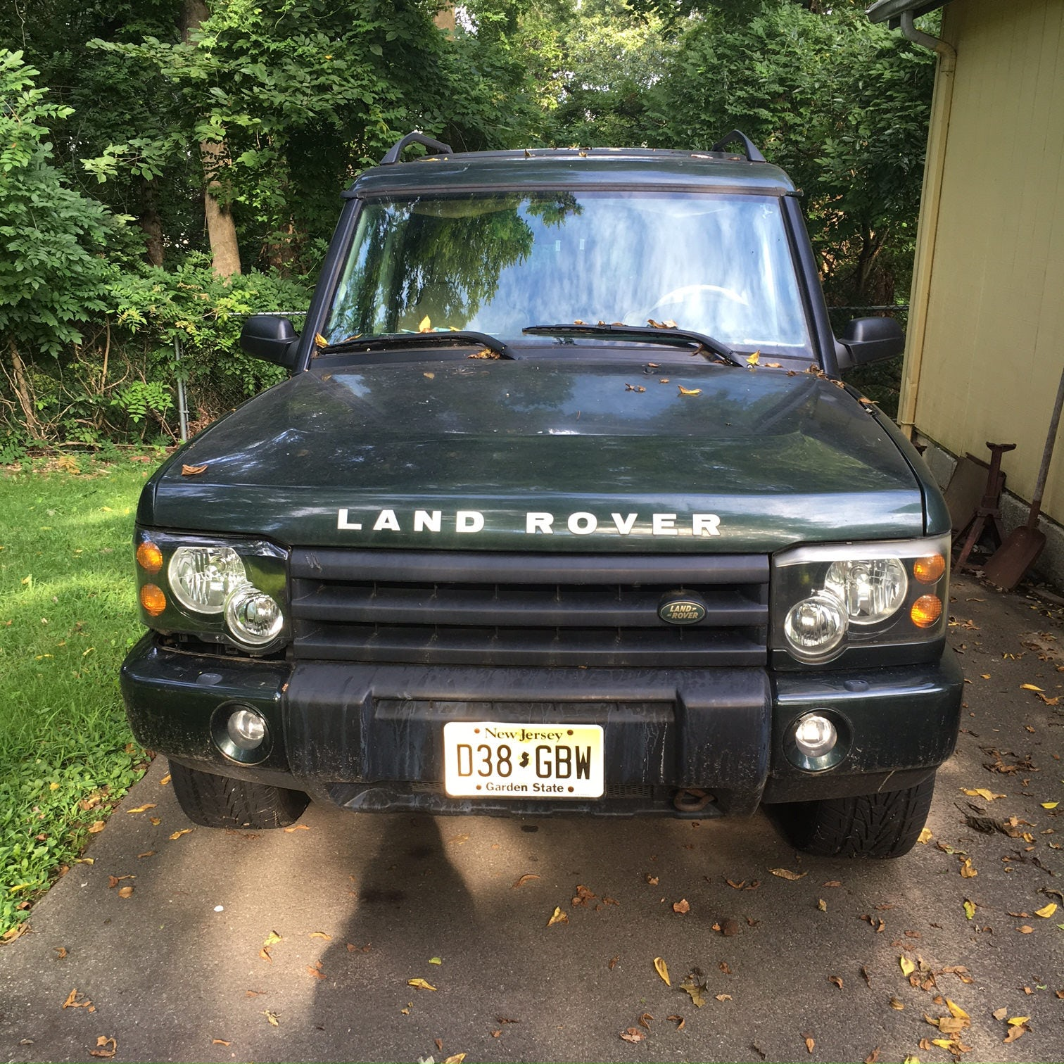 Sold Land Rover Discovery 3 Discov: Junk 2003 Land Rover Discovery II In Livingston, NJ