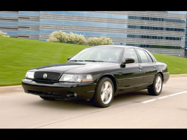 Junk 2003 Mercury Marauder in Lexington