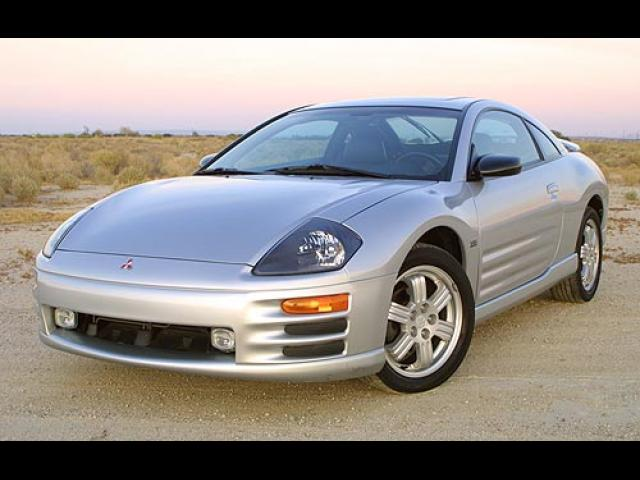 Junk 2003 Mitsubishi Eclipse in Gila Bend