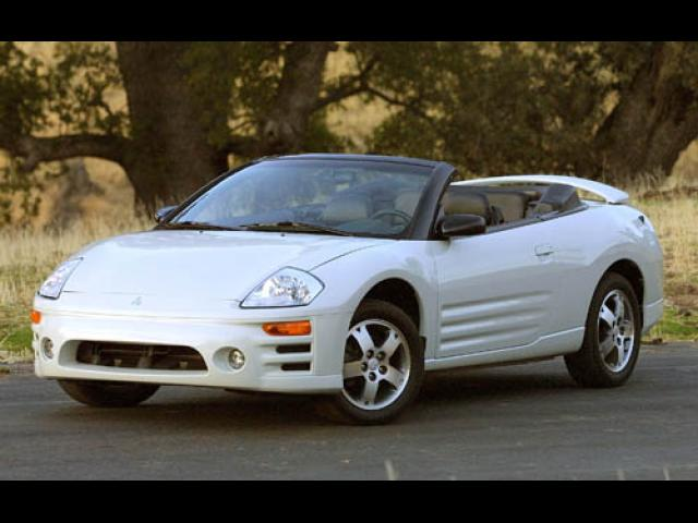 Junk 2003 Mitsubishi Eclipse in Port Wentworth