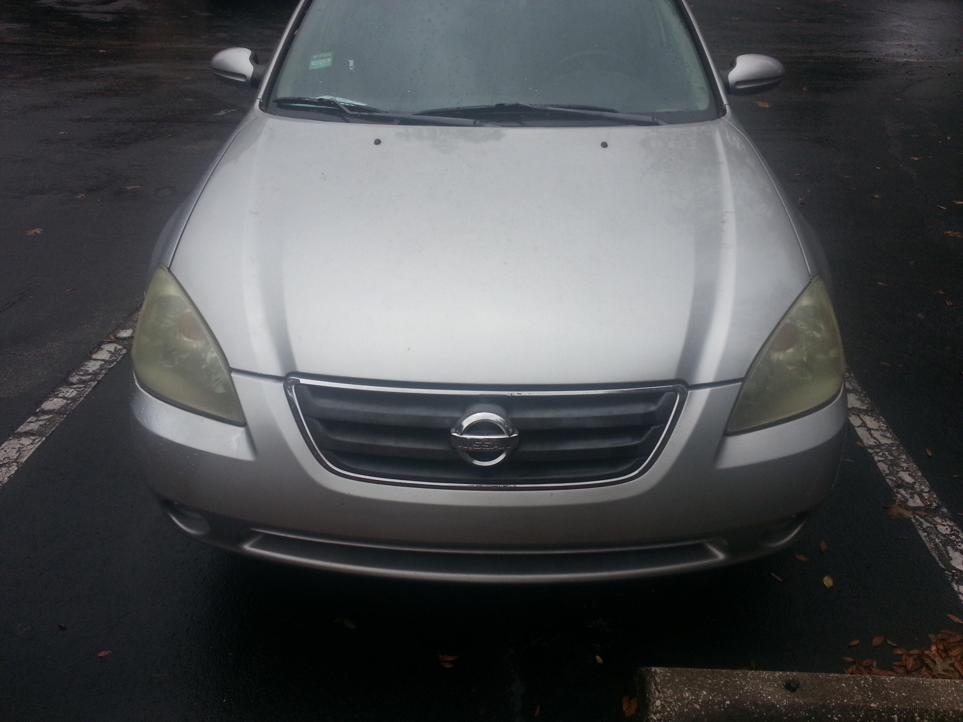 Junk 2003 Nissan Altima in Gainesville