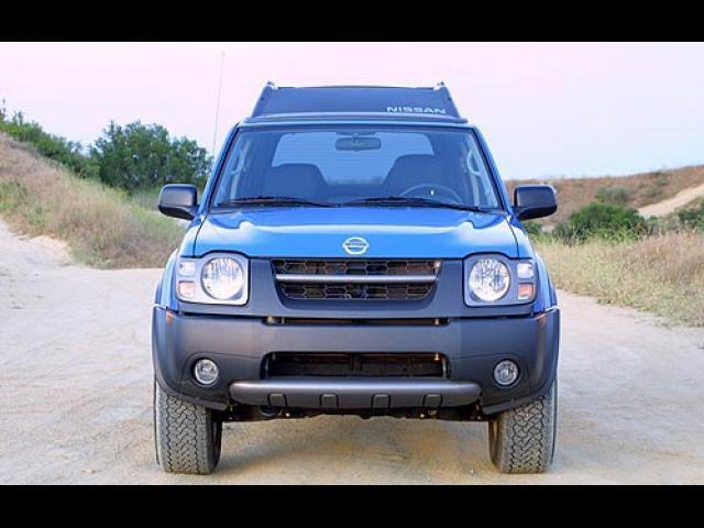 Junk 2003 Nissan Xterra in Mather
