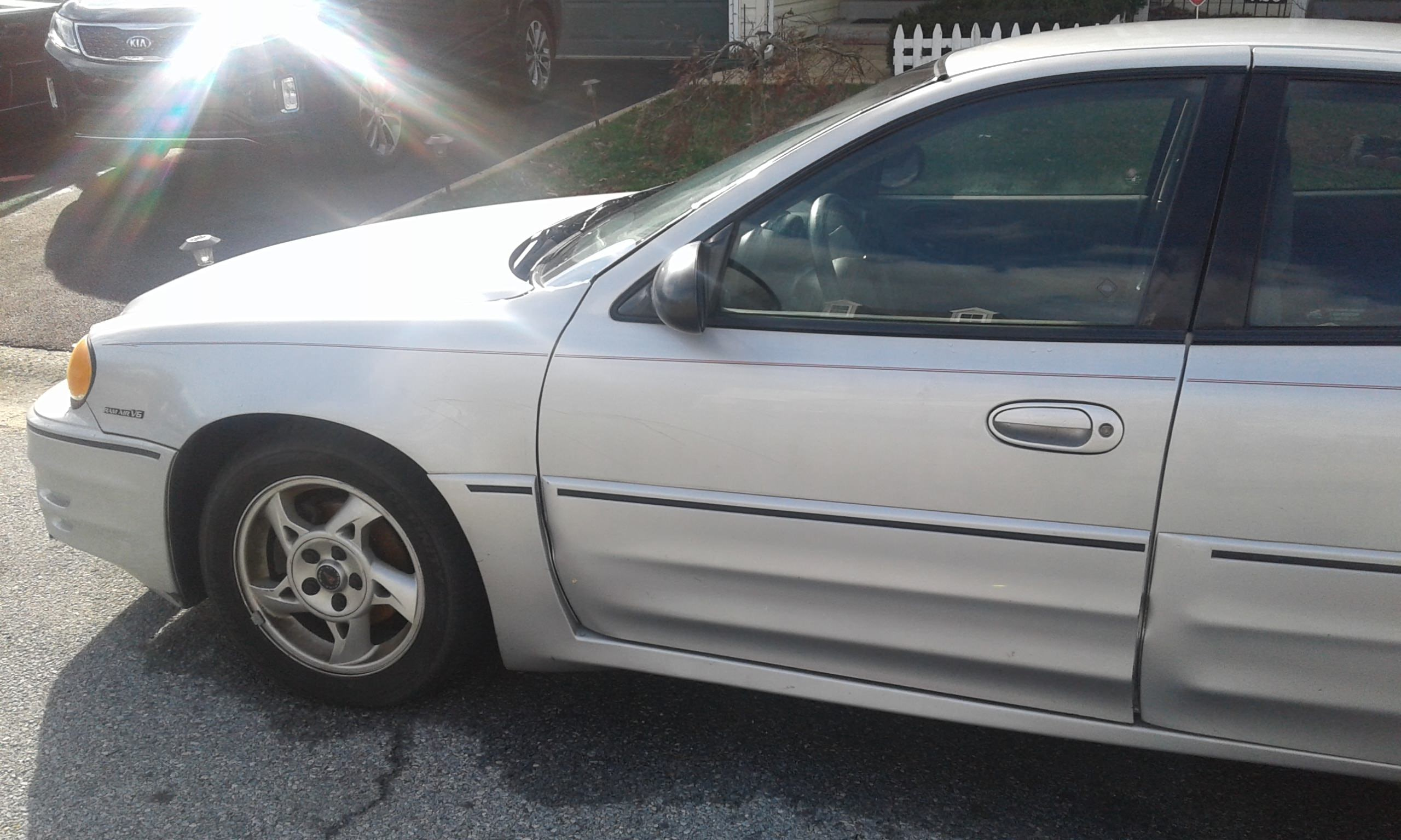 Junk 2003 Pontiac Grand Am in Bear