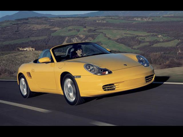 Junk 2003 Porsche Boxster in Fairfield