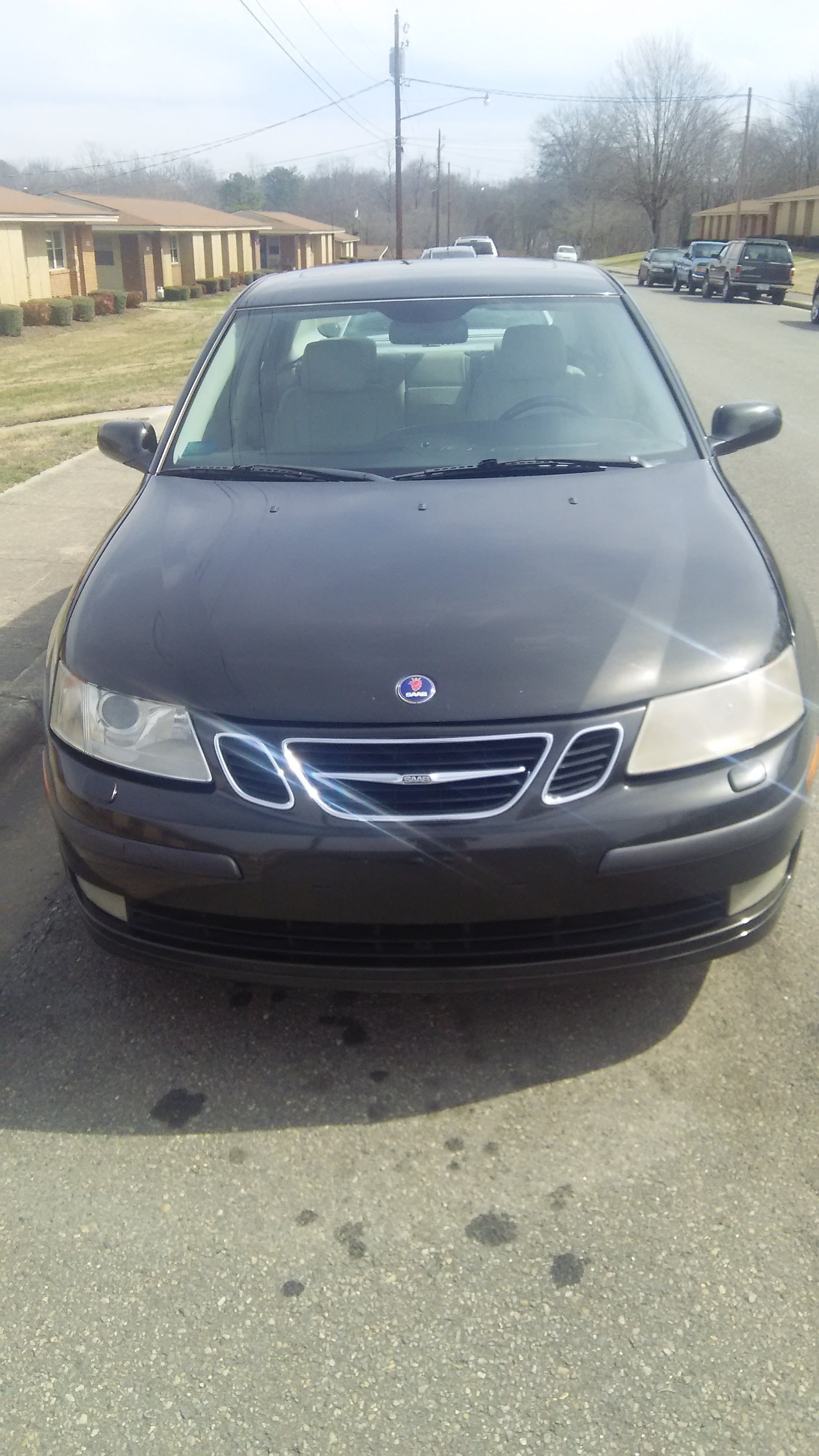 Junk 2003 Saab 9-3 in Mount Airy