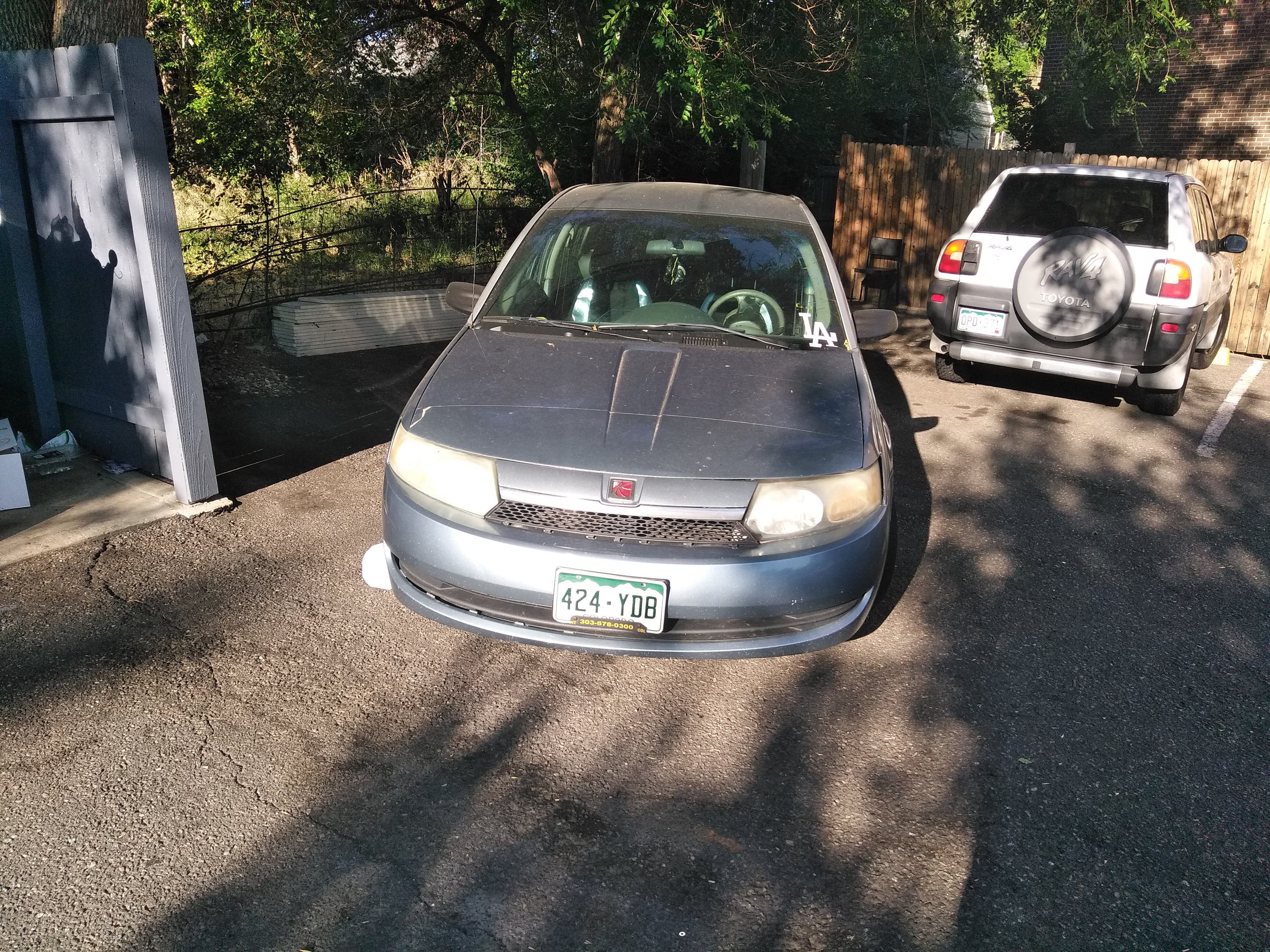Junk 2003 Saturn Ion in Longmont