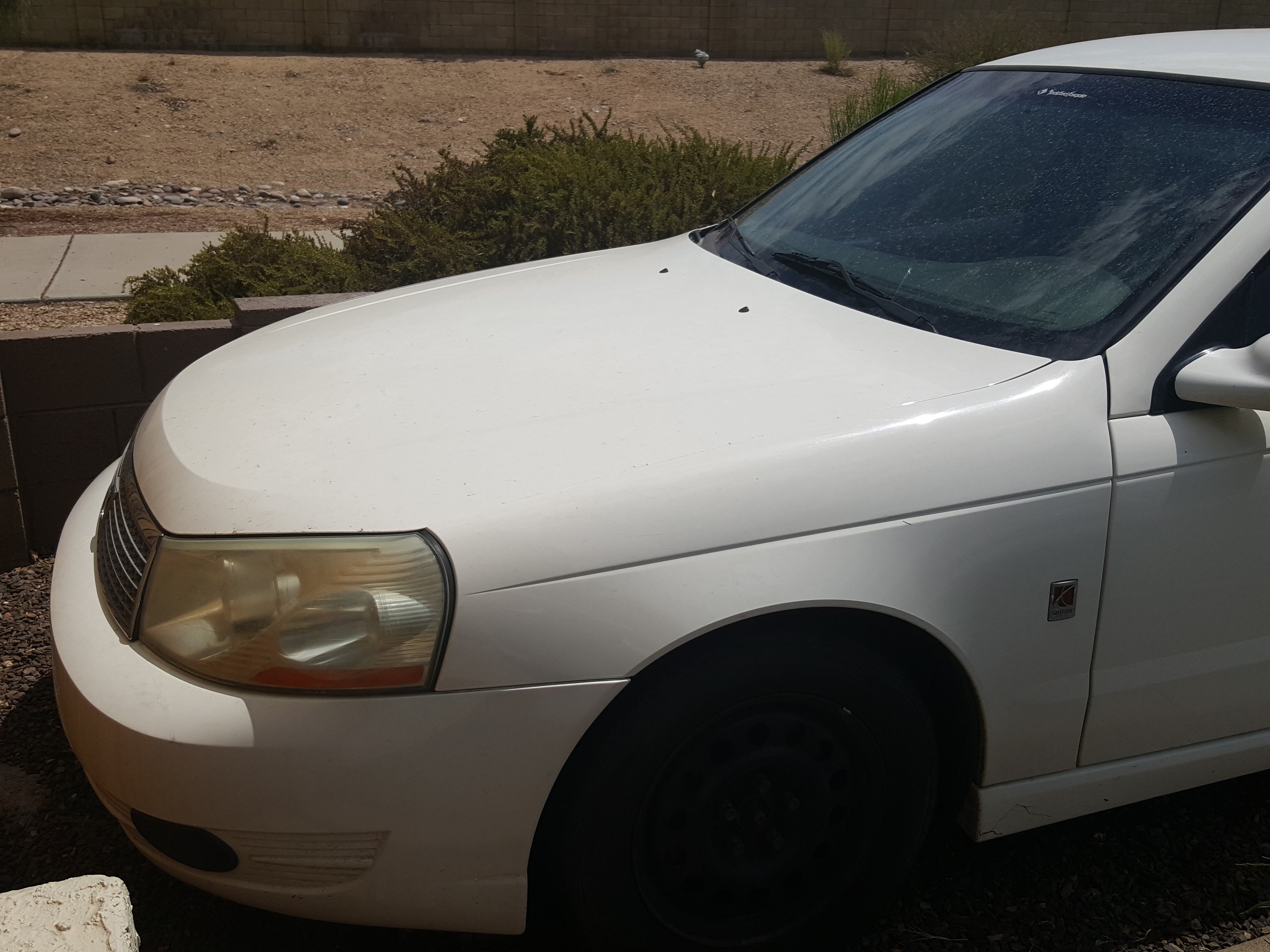 Junk 2003 Saturn L200 in Peoria