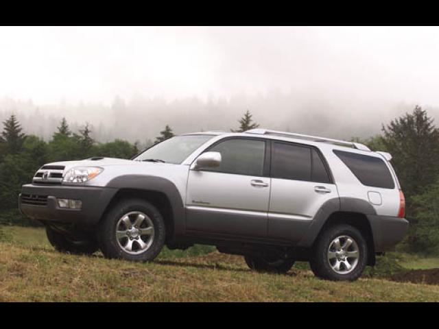 Junk 2003 Toyota 4Runner in South Windsor