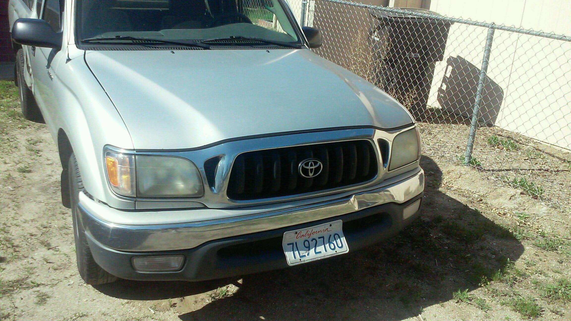 Junk 2003 Toyota Tacoma In Riverside, CA | @Junk my Car