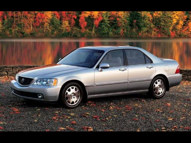Junk 2004 Acura 3.5RL in Randallstown