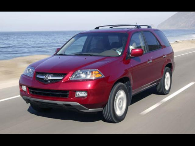 Junk 2004 Acura MDX in Moreno Valley