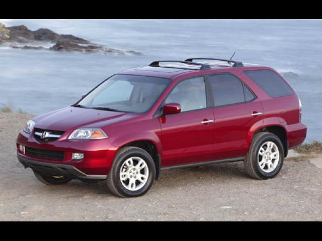 Junk 2004 Acura MDX in North Providence