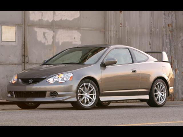 Junk 2004 Acura RSX in Fountain Valley