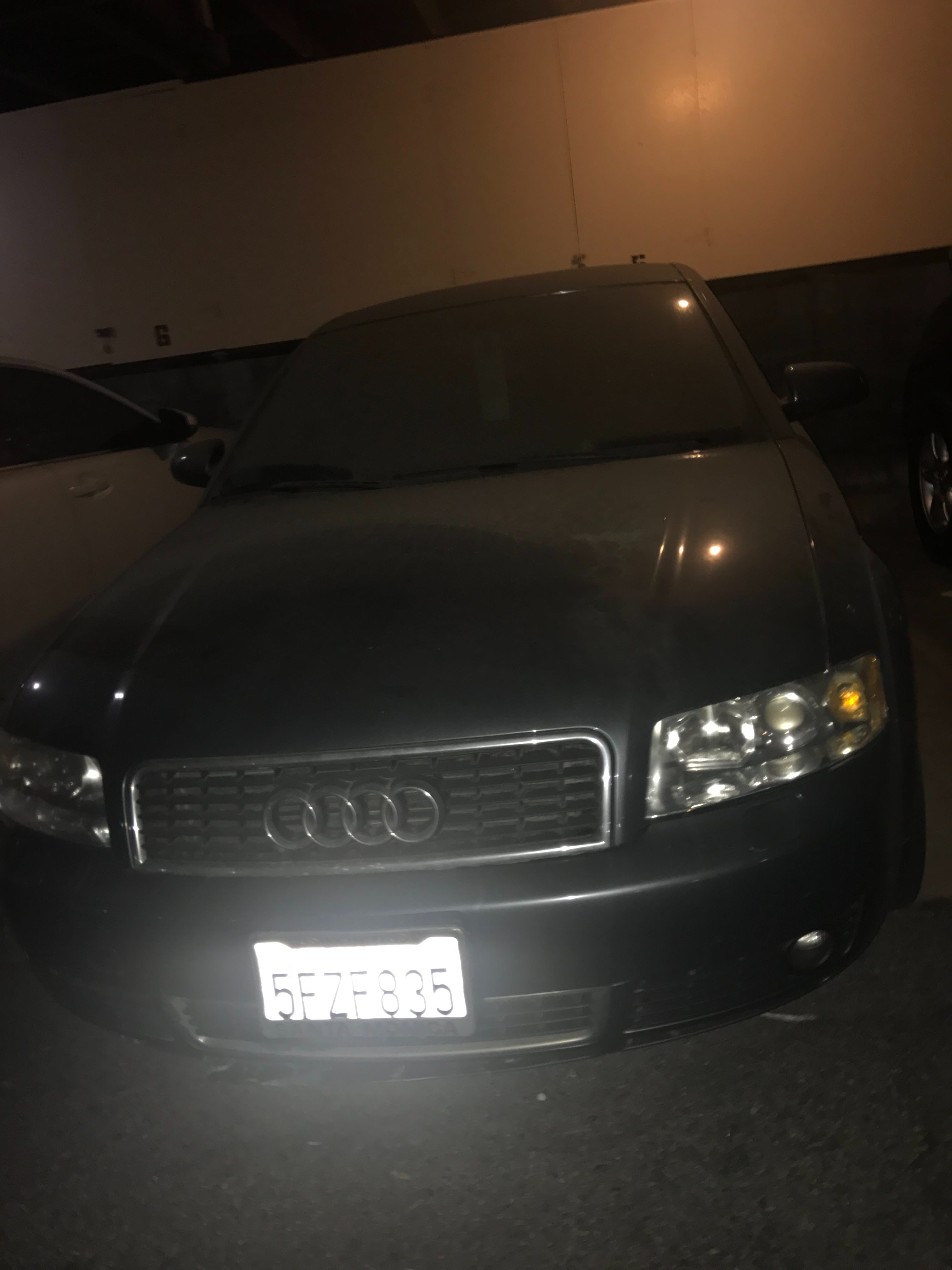 Junk 2004 Audi A4 in Inglewood