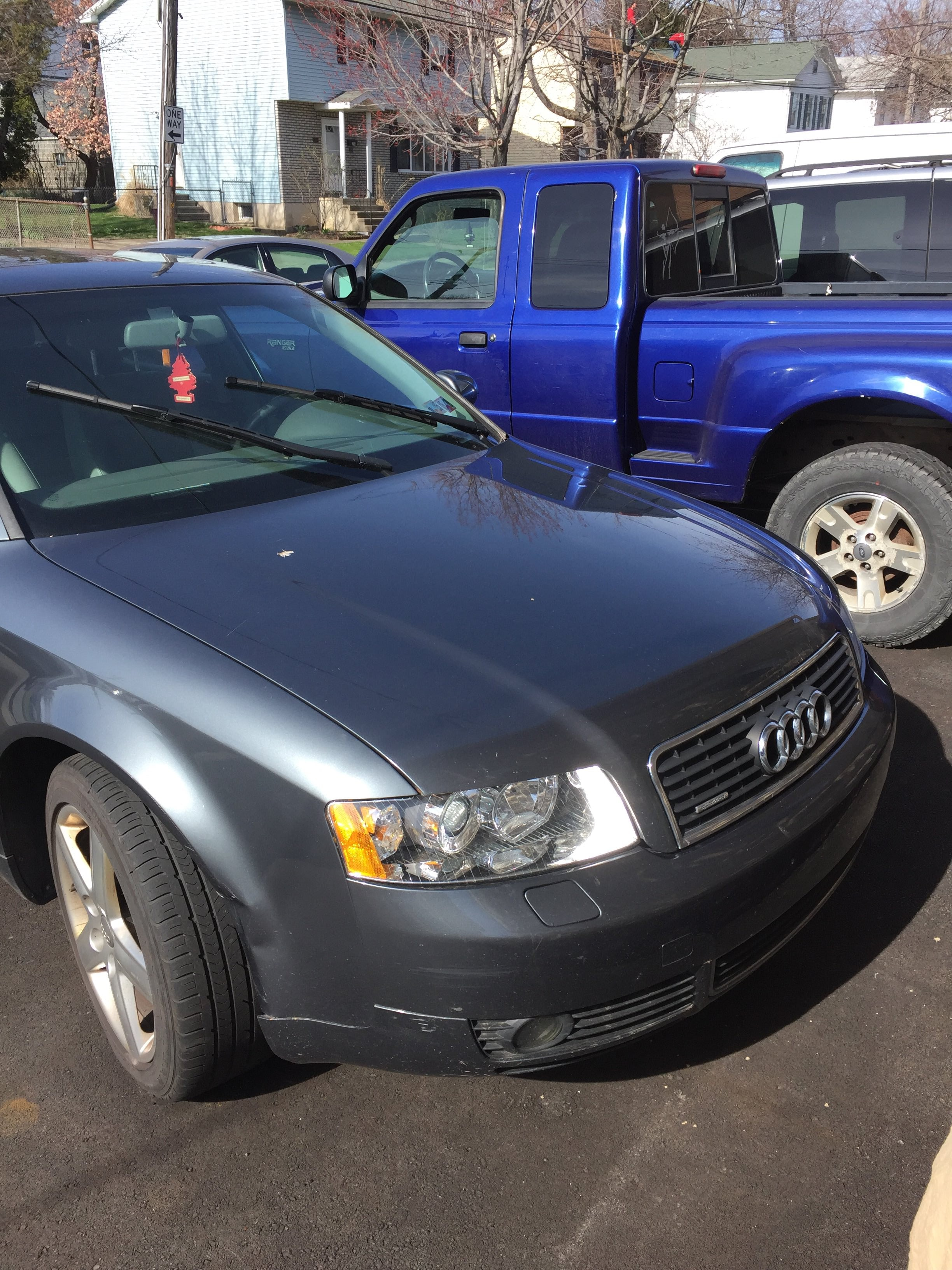 Junk 2004 Audi A4 in Kingston