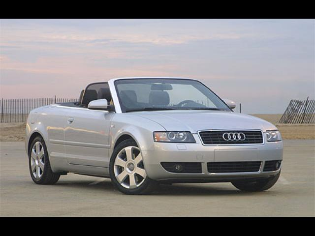 Junk 2004 Audi A4 in White Plains