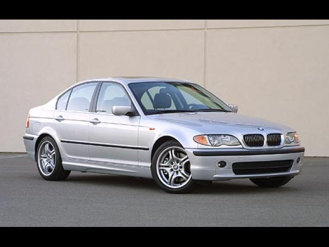 Junk 2004 BMW 325 in Conroe