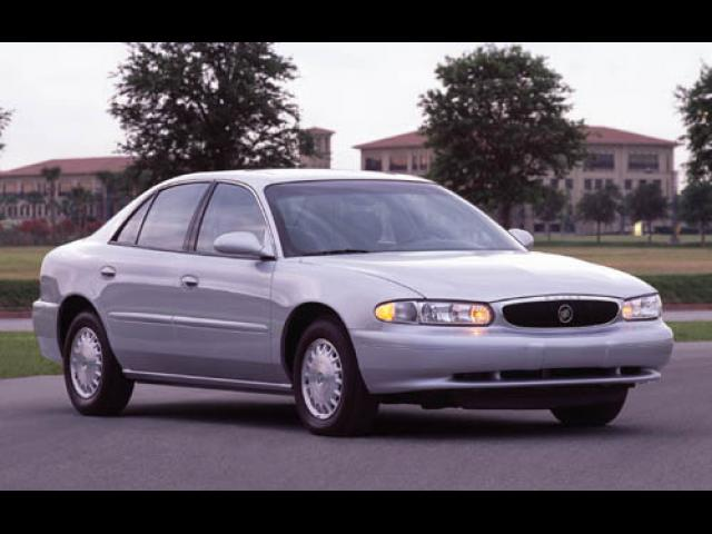 Junk 2004 Buick Century in Dallas