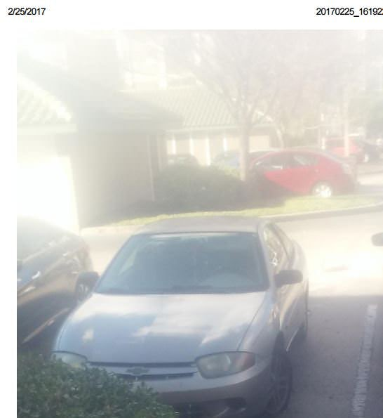 Junk 2004 Chevrolet Cavalier in Riverview