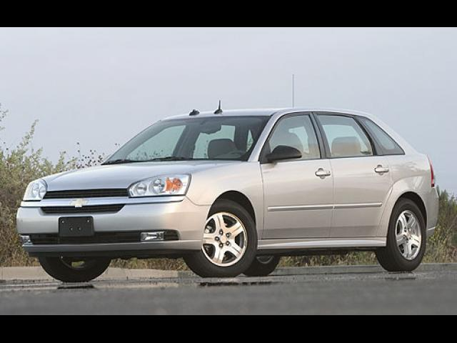 Junk 2004 Chevrolet Malibu in Edmond