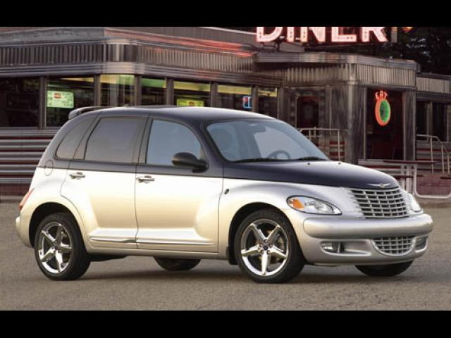 Junk 2004 Chrysler PT Cruiser in Campbell