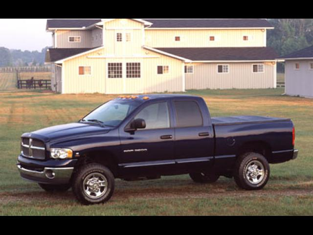 Junk 2004 Dodge RAM 2500 in Durango