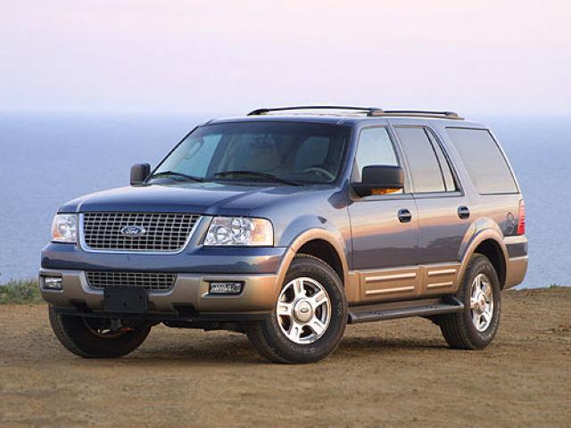 Junk 2004 Ford Expedition in West Covina
