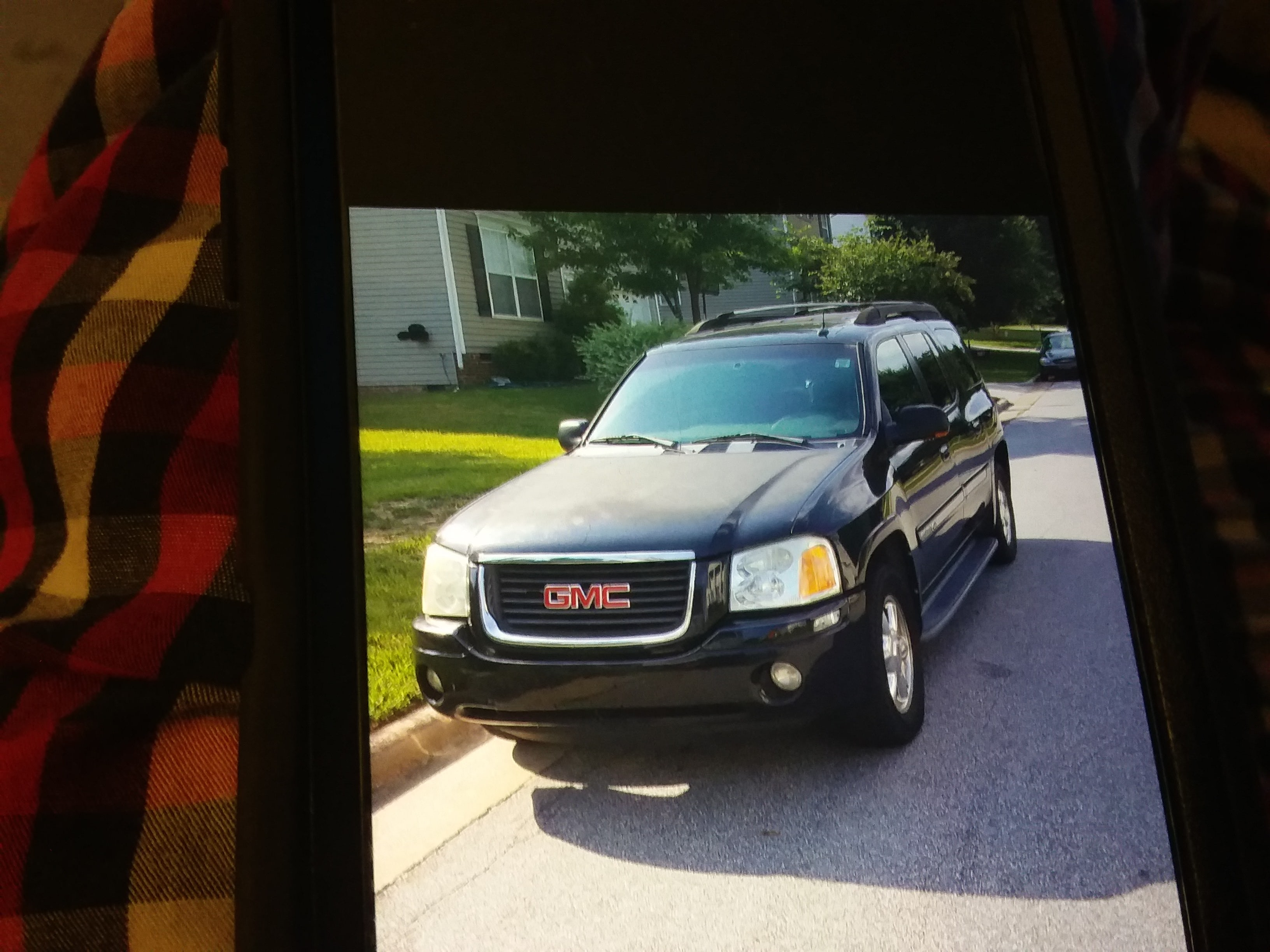 Junk 2004 GMC Envoy in Raleigh