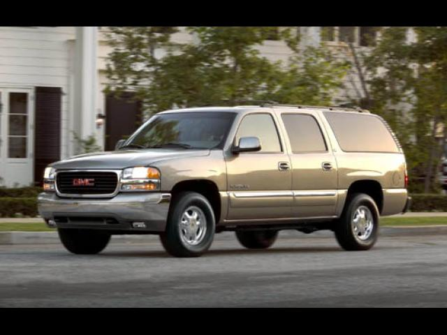 Junk 2004 GMC Yukon XL in Metairie