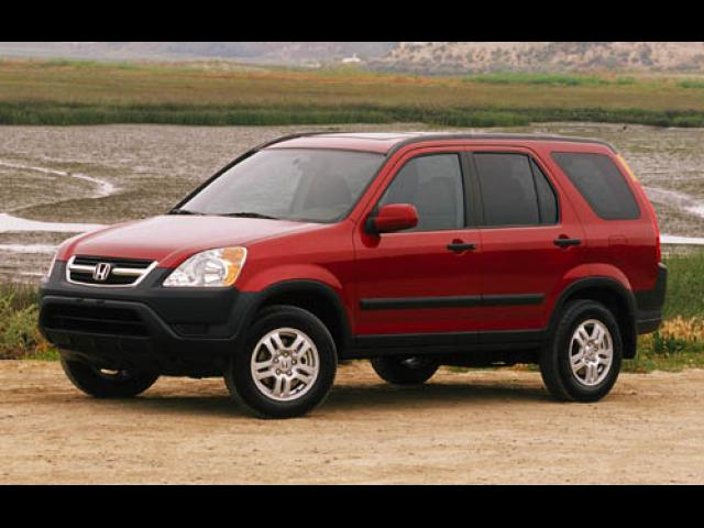 Junk 2004 Honda CR-V in Savoy