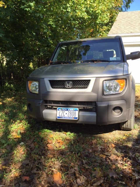 Junk 2004 Honda Element in Orchard Park