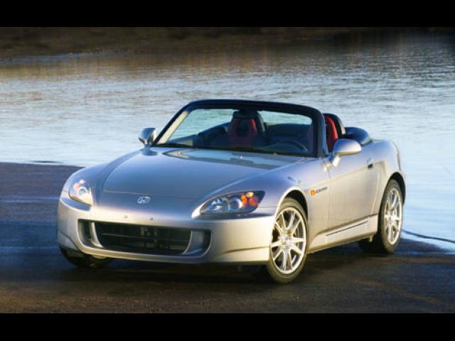 Junk 2004 Honda S2000 in Haltom City