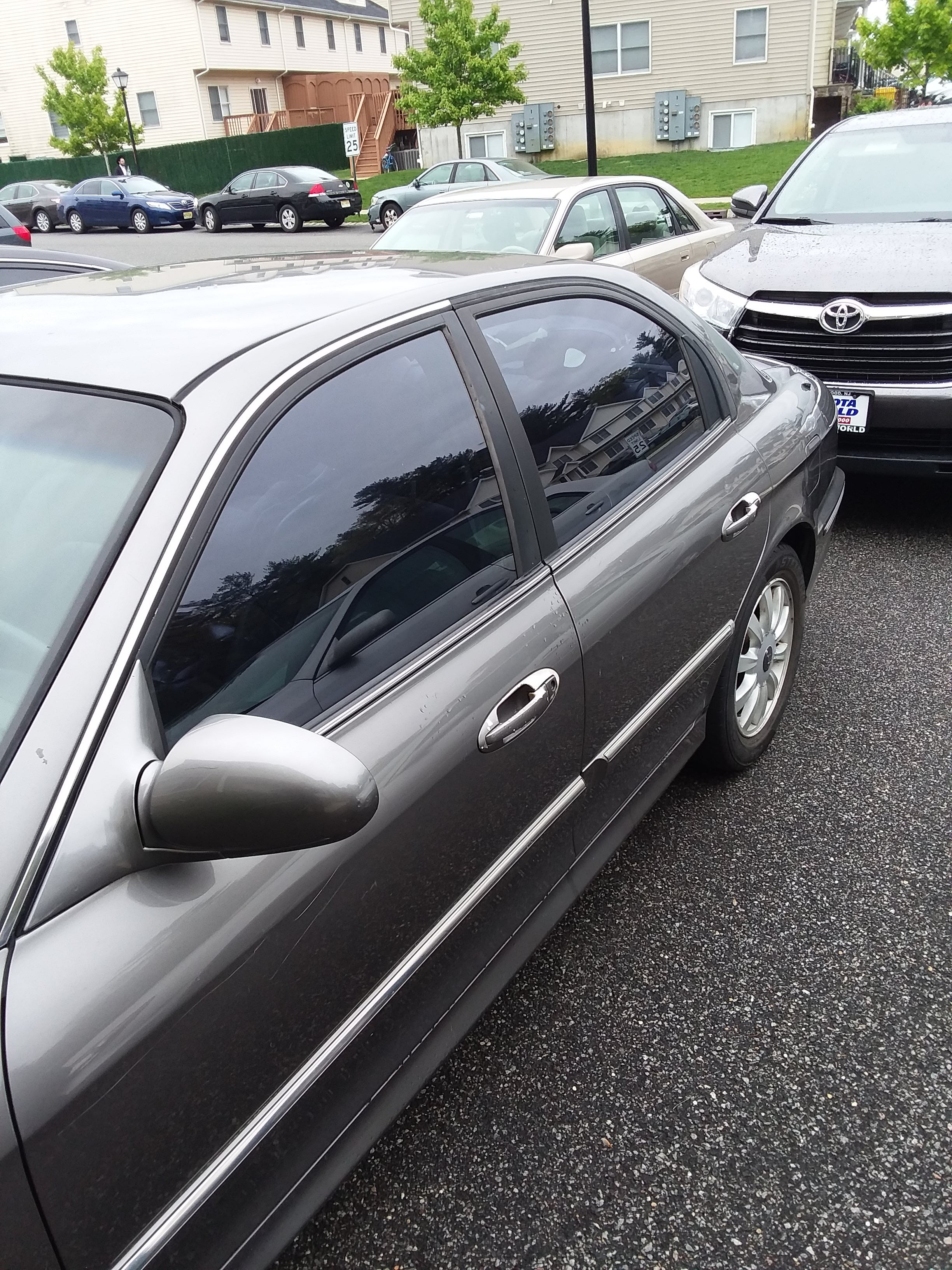 Junk 2004 Hyundai Sonata in Lakewood