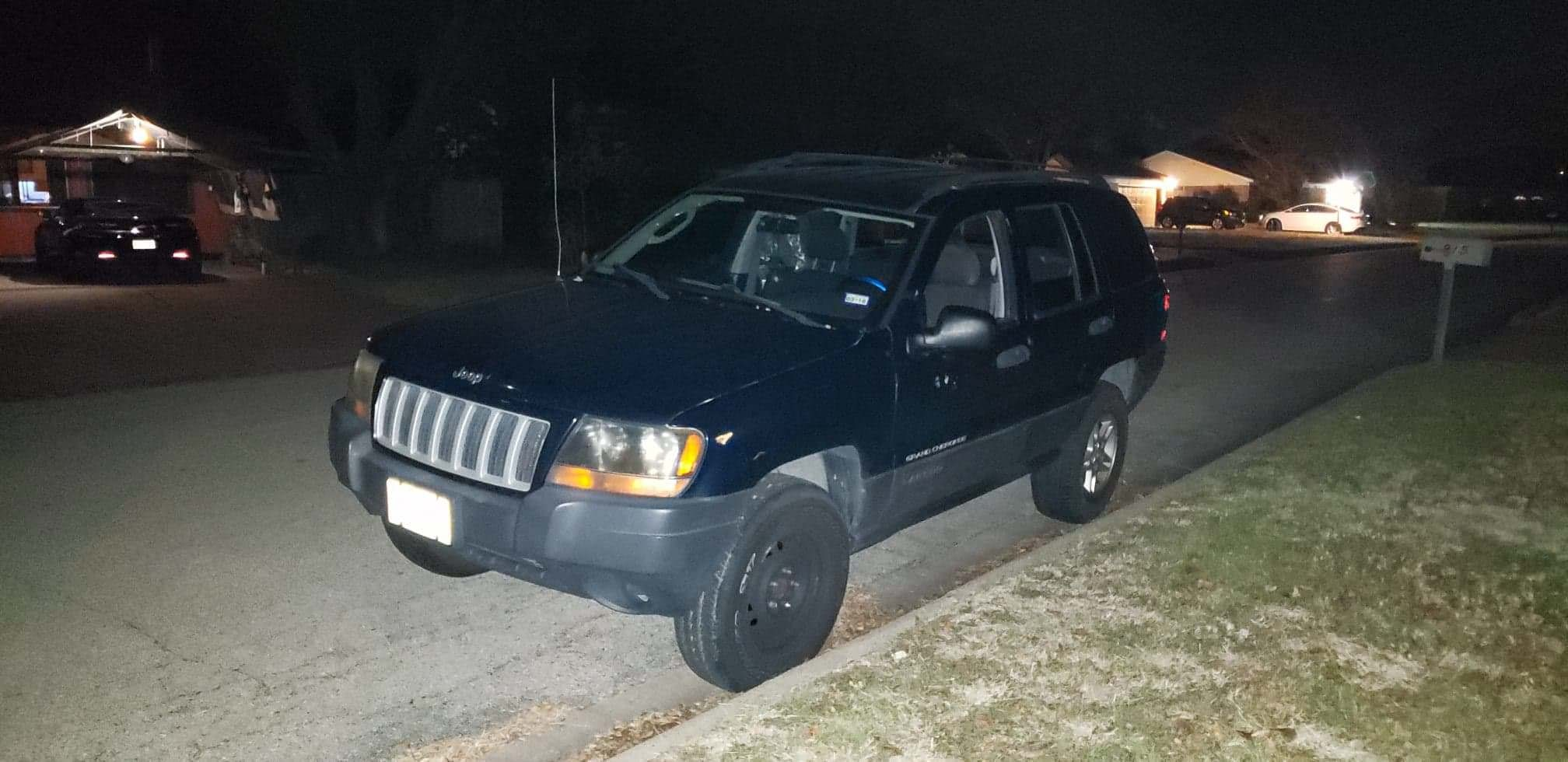 Junk 2004 Jeep Grand Cherokee in Fort Worth
