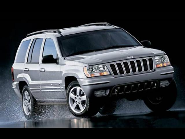Junk 2004 Jeep Grand Cherokee in Lorain