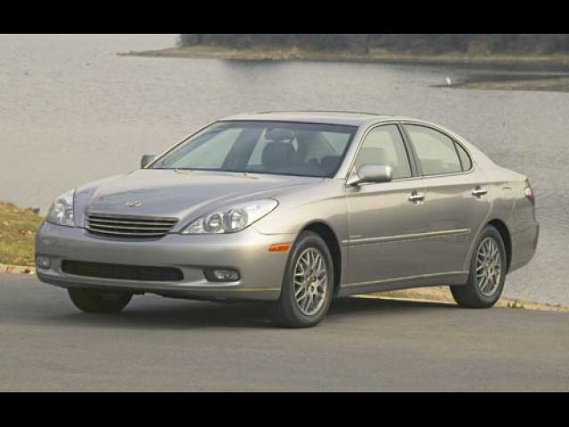 Junk 2004 Lexus ES in Dearborn Heights