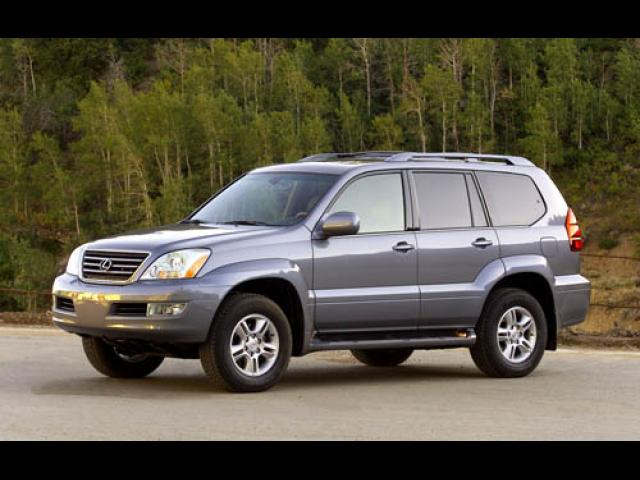 Junk 2004 Lexus GX in Dundalk
