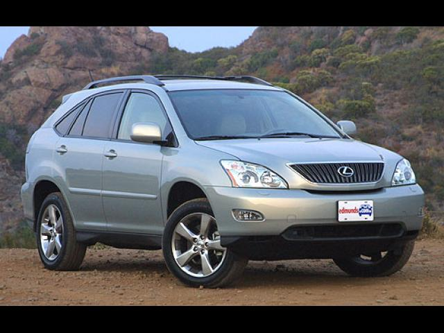 Junk 2004 Lexus RX in Costa Mesa